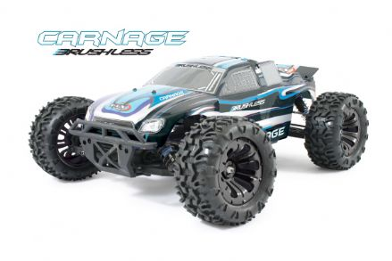 FTX5543 FTX Carnage 1/10 4WD Brushless Truggy RTR Waterproof
